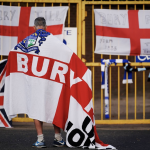 Football marks the boundary between England's winners and losers
